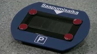 Vältä pysäköintisakot | Elektroninen pysäköintikiekko Needit | KAASUJALKA