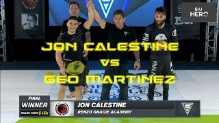 Jon Calestine and Geo Martinez -  Road to the Finals at EBI 15 The Featherweights