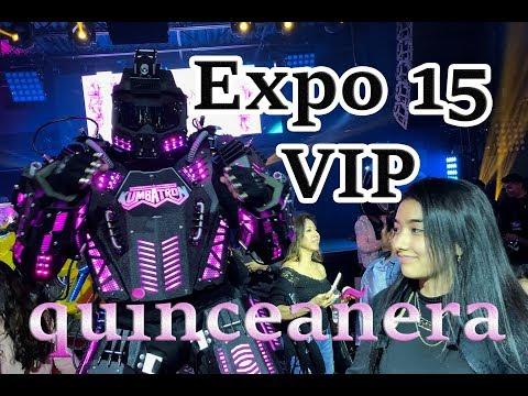 Quinceañera  Expo VIP . Club La Boom . Queens NYC  - 2018. Nuestra Reina Latina USA