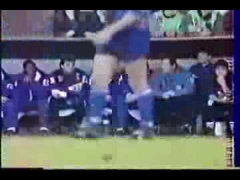 C3 : Standard de Liège - Auxerre (2-2) - 24 novembre 1992