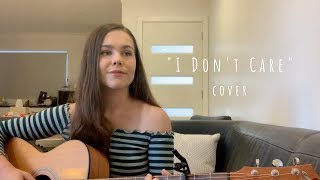 I Don't Care - Ed Sheeran & Justin Bieber (Cover by Asha)