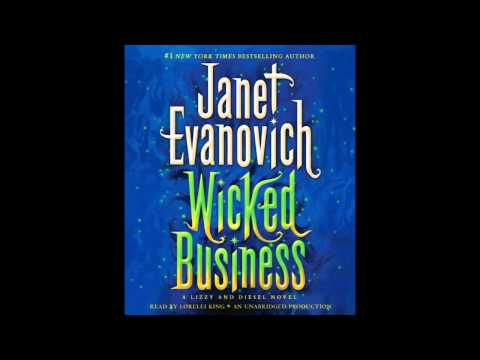 Wicked Business by Janet Evanovich, narrated by Lorelei King - audio excerpt