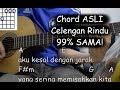 Belajar Gitar Lagu (Celengan Rindu - Fiersa Besari)