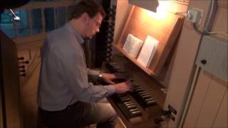 Improvisatie Psalm 130 Sietze de Vries