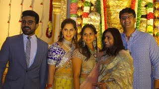 T Subbarami Reddy Grandson Anirudh Wedding