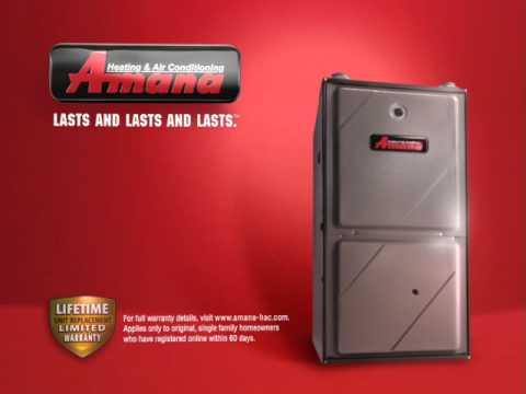 FREE Gas Furnace Amana DeMark Home Ontario