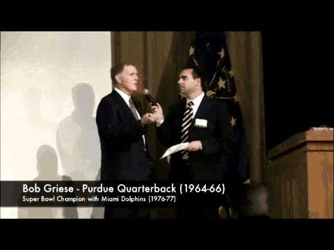 Bob Griese Interview