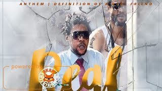 Rane Son - Real Friend (Vybz Kartel & Shawn Storm) January 2018