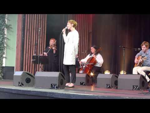 Anna Järvinen - Porslin (Live, Liseberg)