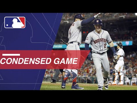 Condensed Game: 2018 ASG - 7/17/18