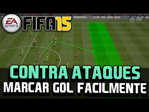 FIFA 16 | COMO ATACAR | Marcar goles rápido y fácil | TUTORIAL