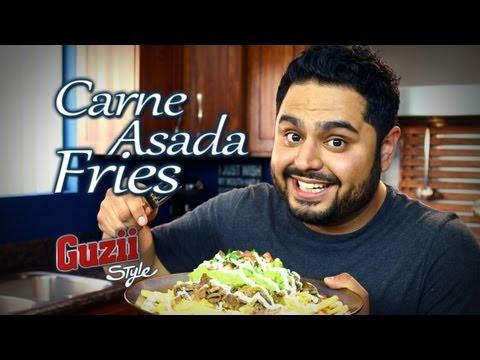 Carne Asada Fries - Guzii Style