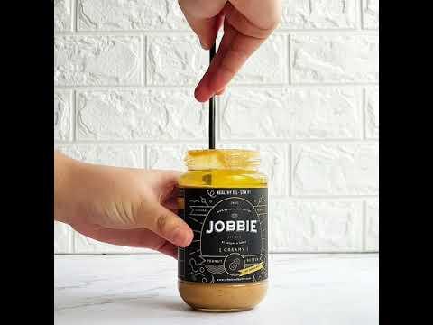 Jobbie Nut Butter - Stainless Steel Stirer