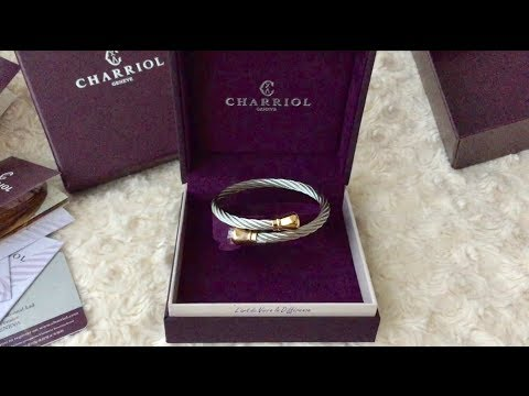 Charriol Bangle Celtic Bourse | Unboxing