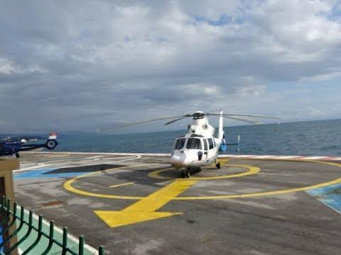Monaco Helicopter Tour