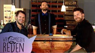 Thema: Freundschaft | Wir Müssen Reden Staffel 2 mit Gunnar, Hauke & Krys
