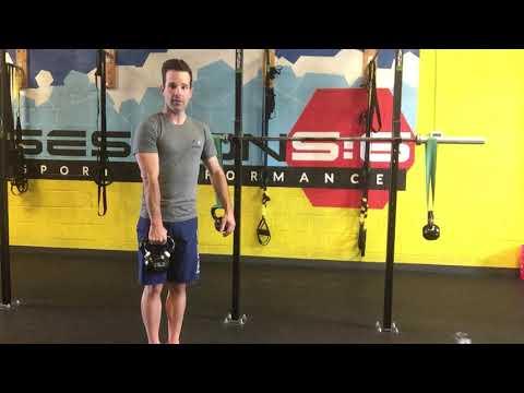 POSTERIOR-CHAIN STABILITY: Back Squat w/ Instability & Single Leg RDL