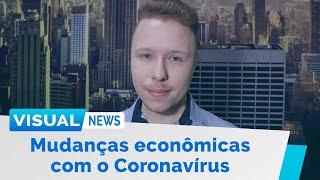 CORONAVÍRUS: O QUE FOI OU NÃO APROVADO NA ECONOMIA | Visual News