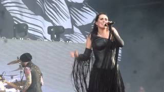 Within Temptation - Ice Queen (live at Download Festival 2014)