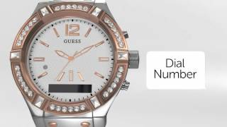 GUESS Connect Smartwatch How To: Sending and Receiving Calls and Texts
