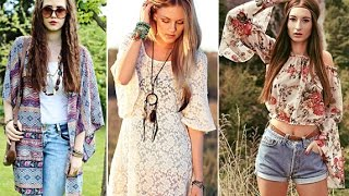 Fashion Hippie Lookbook!