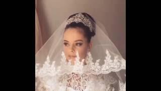 свадебная прическа с диадемой & avakids(Отличная свадебная прическа с диадемой от Ulyana Aster., 2016-07-27T07:57:41.000Z)