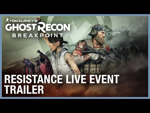 Tom Clancy's Ghost Recon Breakpoint: Resistance Trailer   UbiFWD July 2020   Ubisoft NA