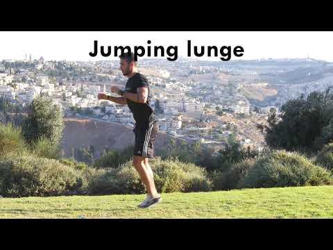 אימון רגליים אקספרט | Legs Xpert training