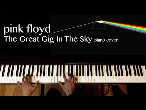 The Great Gig In The Sky - Pink Floyd - Piano Cover