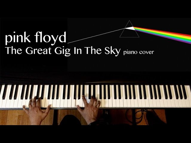 The Great Gig In The Sky Pink Floyd Piano Cover Chords Chordify