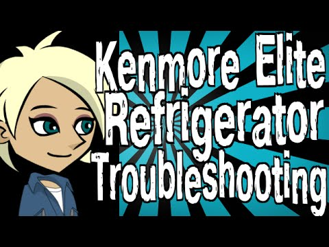 Fresh Kenmore Elite Freezer Troubleshooting
