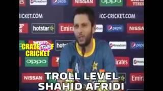 Shahid Afridi You Beauty