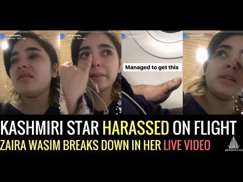 Dangal, Secret Superstar Girl Zaira Wasim Talks About Her Terrible Flight To Mumbai