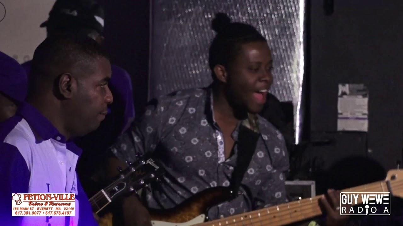 Gason Total - Tropicana d'Haïti live @ Rumbass Nightclub ...