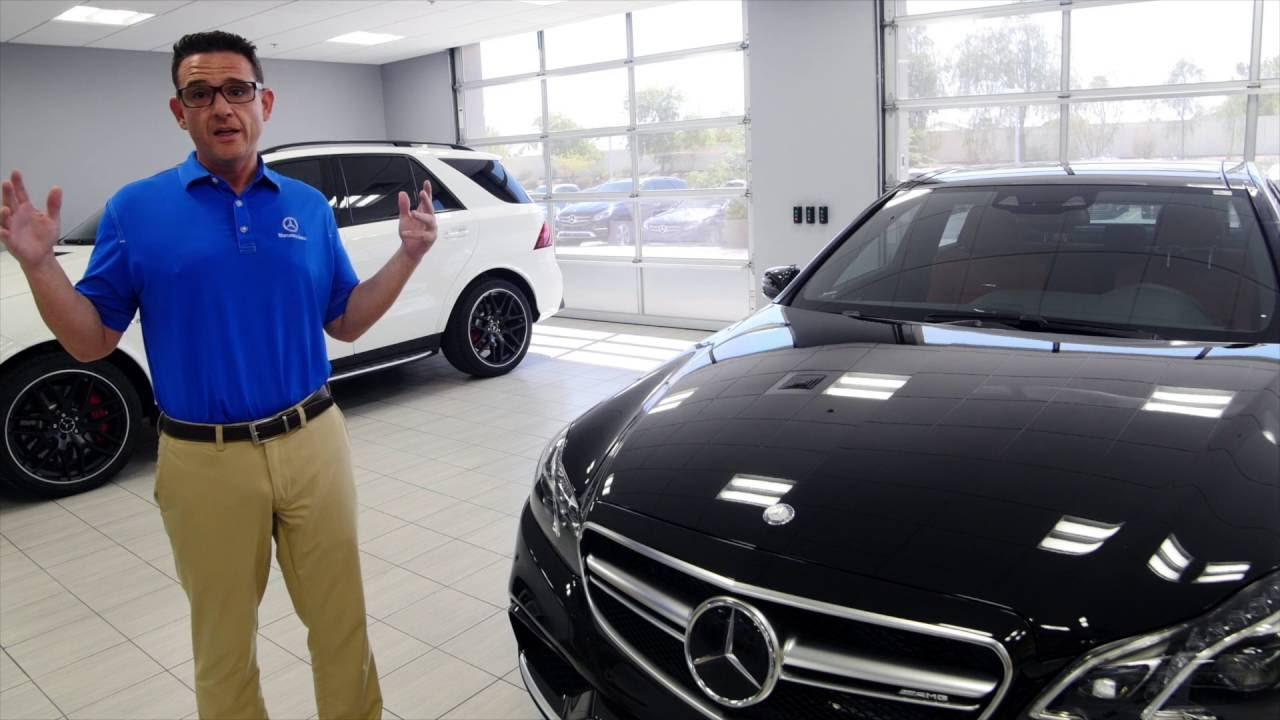 2016 Mercedes-Benz E-Class AMG E63 S - Mercedes-Benz of ...