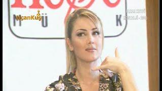 Petek Dinçöz 2.albümü Sen Değmezsin'i basına tanıtıyor 13 Nisan 2003