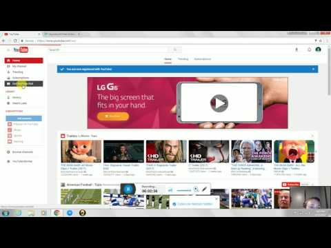 youtube red for free by using a non working credit card