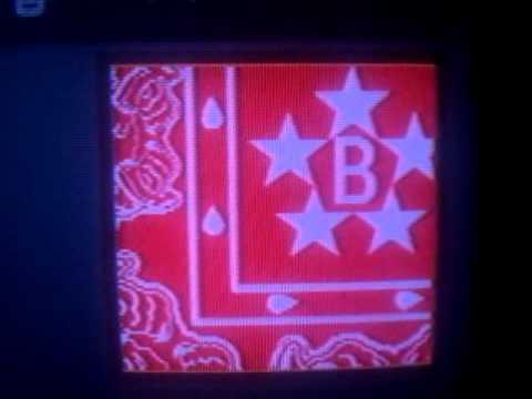 COD Black Ops Blood Bandana Emblem