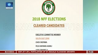 NFF Cleared Candidates For 2018 Elections |Sports Tonight|