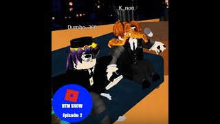K_non interview- Season 1, Ep 2 | Roblox-HTM Show