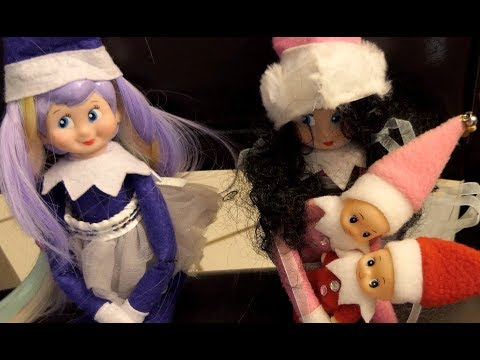 Elf on the Shelf: The Miss Elfmerica Pageant!