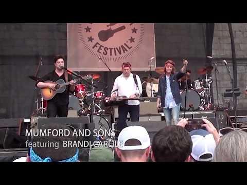 Mumford and Sons feat. Brandi Carlile -