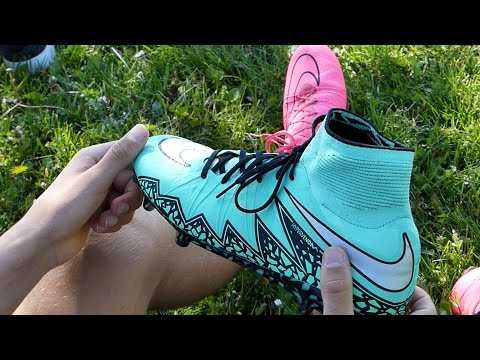 Nike Superfly 4 vs Magista Obra vs Hypervenom 2 vs Adidas Ace 16+ Review/ Comparison by SportyTv