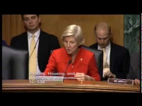Senator Elizabeth Warren -  The Impact of Rising Inequality on the American Economy