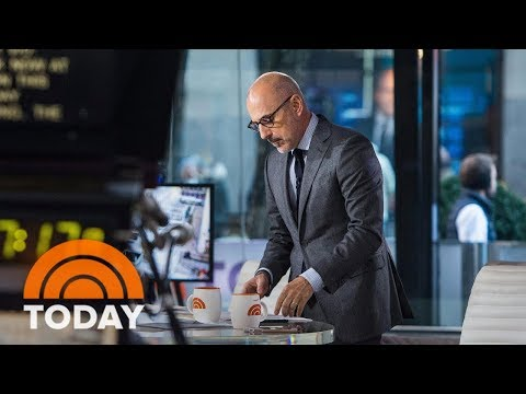 Matt Lauer Fired From NBC News After Complaint From Colleague | TODAY