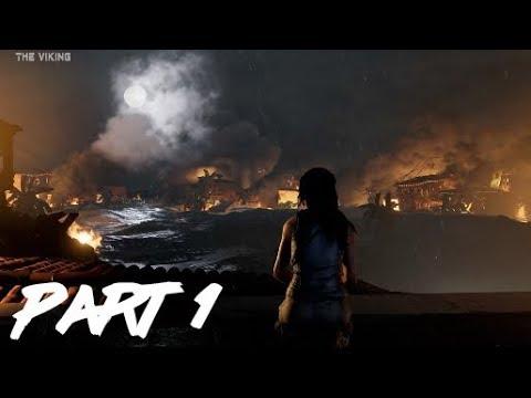 Shadow Of The Tomb Raider Full Walkthrough - Part 1 - Cozumel