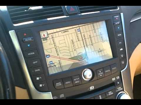 Acura TL 2005 Interior Features Explained - YouTube