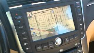 Acura TL 2005 Interior Features Explained
