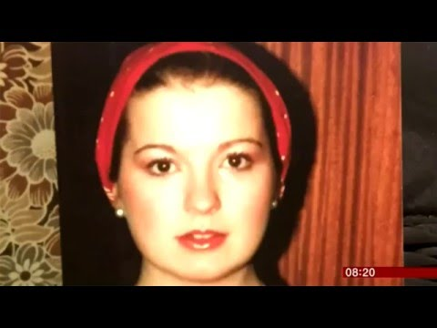Carol Kirwood 1980's Picture On BBC Breakfast 18/6/16