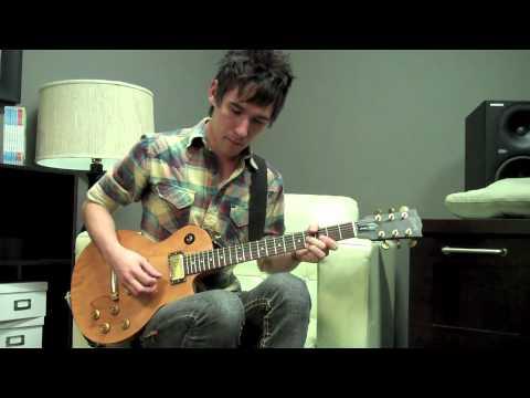 Hillsong - Like Incense (Lead Guitar Tutorial)